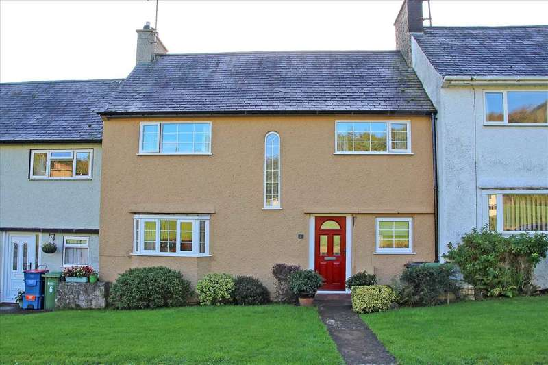 3 Bedrooms Terraced House for sale in Iscoed, Beaumaris, Beaumaris