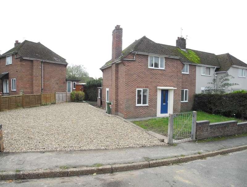 3 Bedrooms Semi Detached House for sale in Howard Road, Bungay