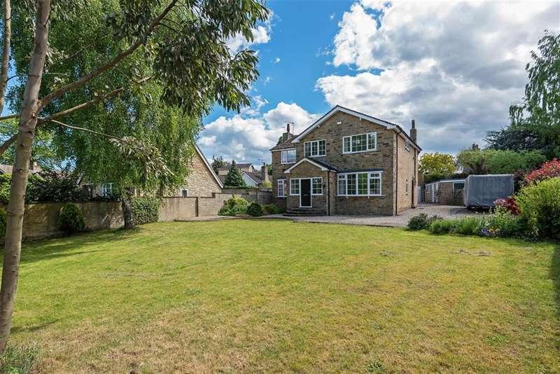4 Bedrooms Detached House for sale in Kangel Close, Ripon, HG4 1DE