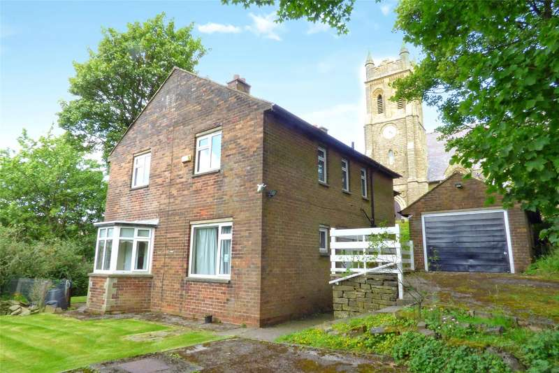 4 Bedrooms Detached House for sale in Studd Brow, Whitworth, Rochdale, Lancashire, OL12