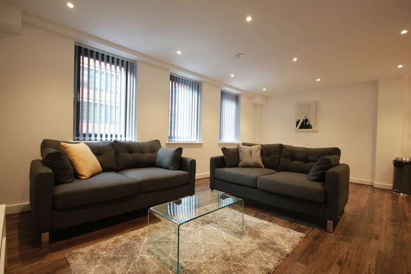 3 Bedrooms Apartment Flat for rent in Summer House, Pope Street, Jewellery Quarter, B1
