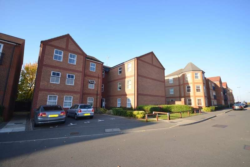2 Bedrooms Flat for sale in Newport Pagnell Road, Wootton, Northampton, NN4