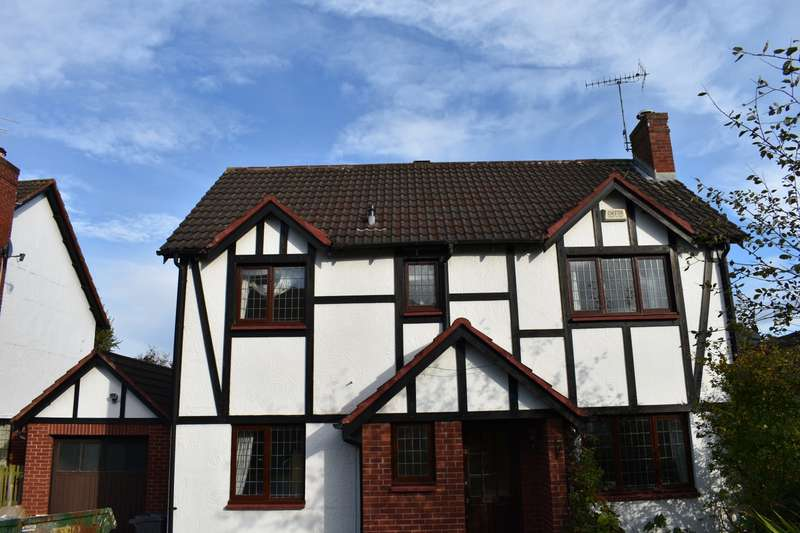 4 Bedrooms Detached House for rent in Delves Walk, Great Boughton, Chester