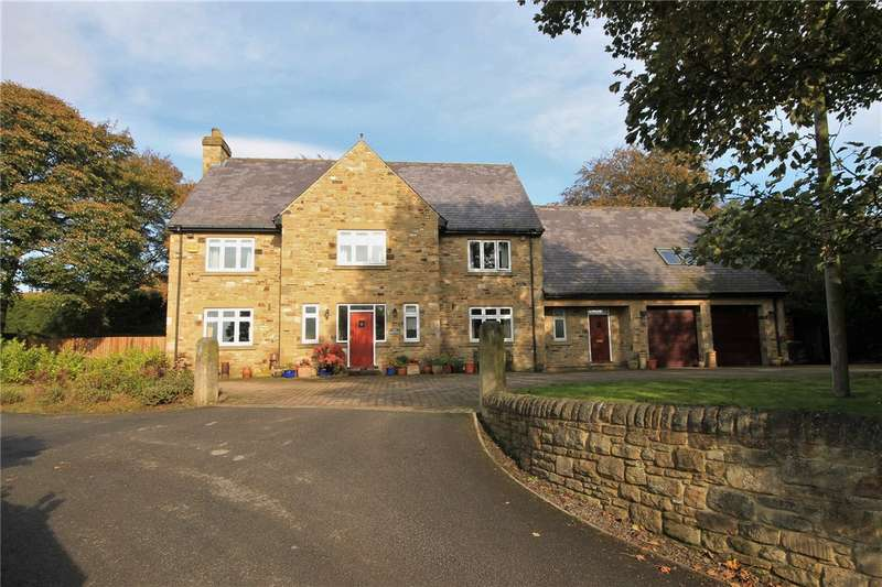 6 Bedrooms Detached House for sale in The Paddocks, Delves Lane, Consett, DH8