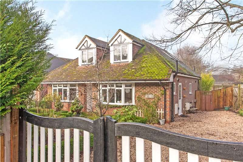 4 Bedrooms Detached House for sale in High Street, Twyford, Winchester, Hampshire, SO21