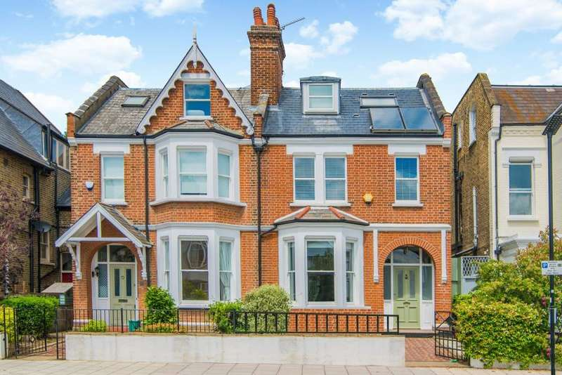 5 Bedrooms Semi Detached House for sale in Stile Hall Gardens, Chiswick, W4