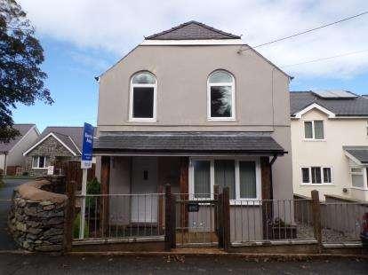 3 Bedrooms Detached House for sale in Rhosgadfan, Caernarfon, Gwynedd, LL54