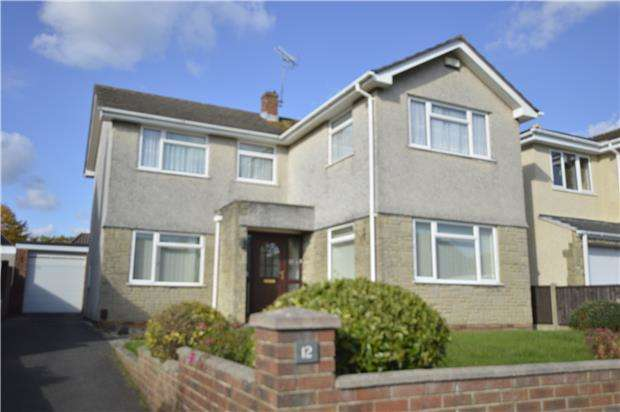 4 Bedrooms Detached House for sale in Oakleaze, Coalpit Heath, Bristol, BS36 2RB