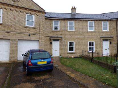 4 Bedrooms Terraced House for sale in St Andrews Park, Norwich, Norfolk