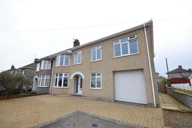 5 Bedrooms Semi Detached House for sale in 59 Priory Avenue, Bridgend, Bridgend County Borough, CF31 3LP