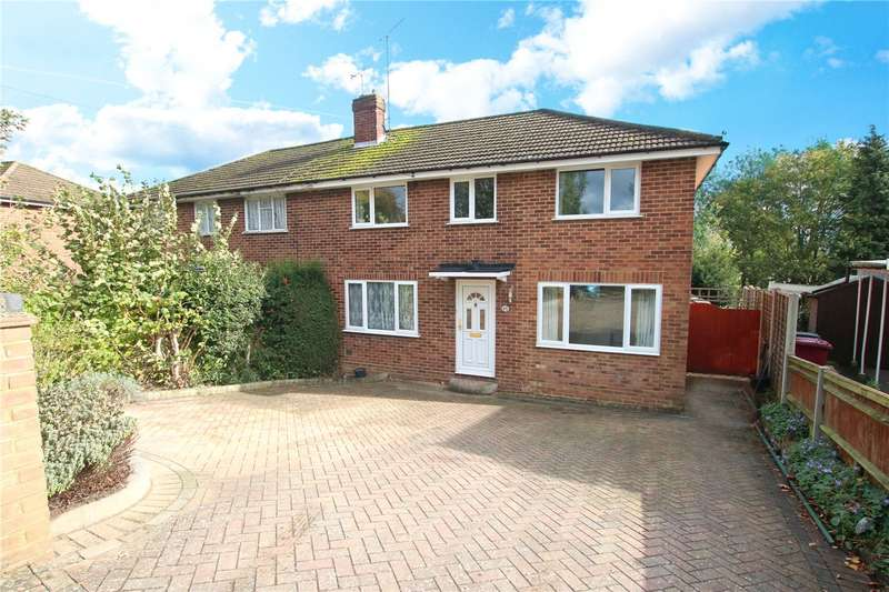 6 Bedrooms Semi Detached House for sale in St. Saviours Road, Reading, Berkshire, RG1