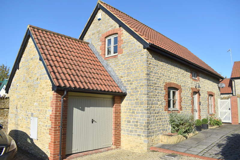 2 Bedrooms Detached House for sale in Skittle Cottage