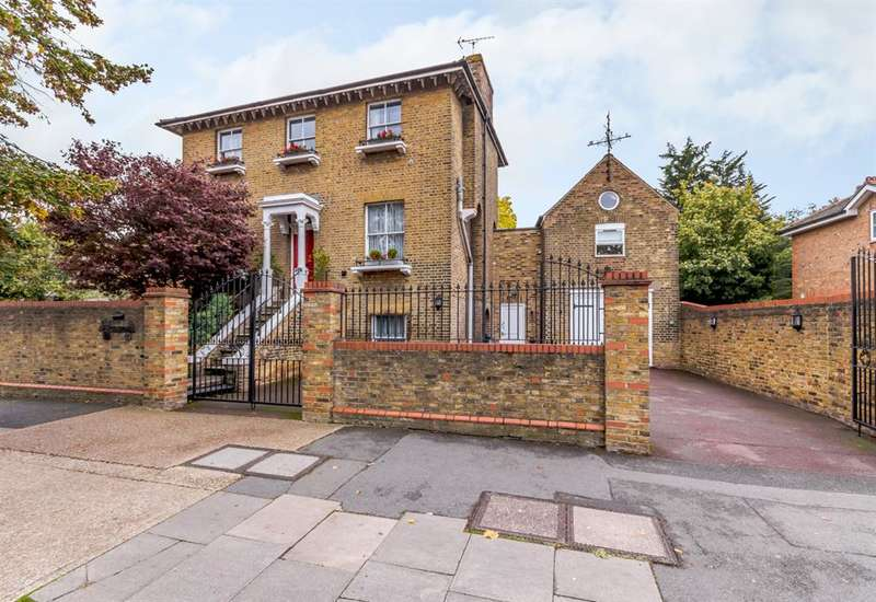 5 Bedrooms Detached House for sale in Bath Road, Hounslow, TW3
