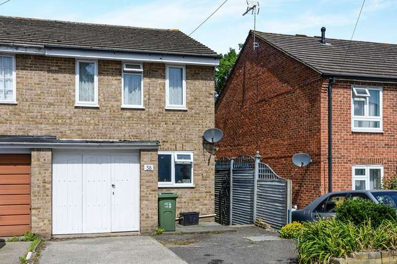 3 Bedrooms Semi Detached House for sale in Wellington Road, Orpington, Kent, BR5