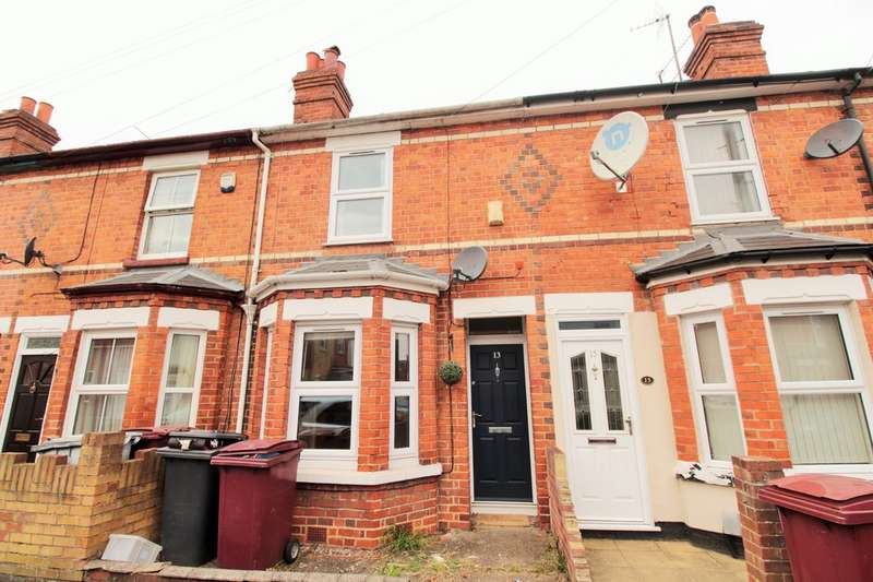 2 Bedrooms Terraced House for rent in Hilcot Road, Reading, Berkshire RG30