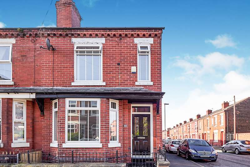 2 Bedrooms End Of Terrace House for sale in High Bank, Manchester, Greater Manchester, M18