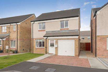 3 Bedrooms Detached House for sale in Balcastle Crescent, Carluke, South Lanarkshire