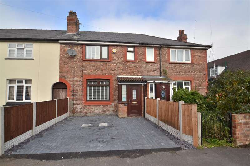 2 Bedrooms Mews House for sale in Henshall Avenue, LATCHFORD, Warrington, WA4