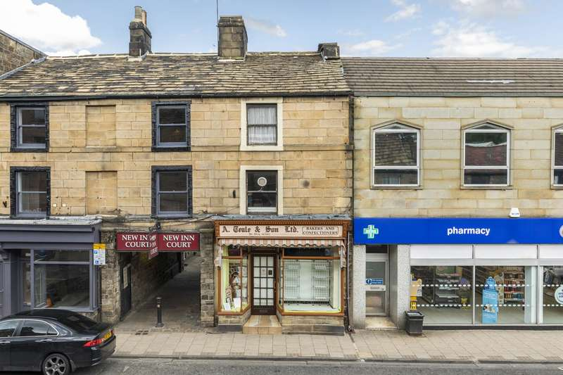 3 Bedrooms Commercial Property for sale in Kirkgate, Otley, LS21