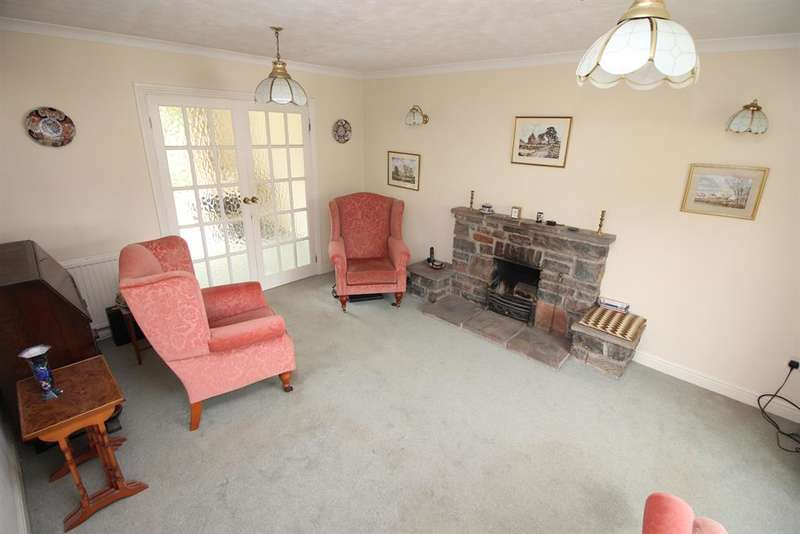 4 Bedrooms Detached House for sale in Denys Court, Olveston, Bristol, BS35 4DW