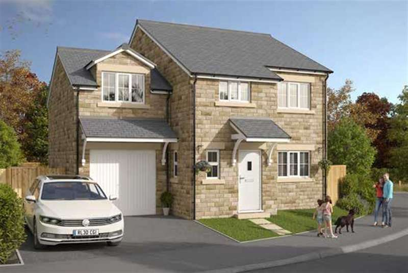 4 Bedrooms Detached House for sale in Buckton View, Mossley, Ashton-Under-Lyne, OL5 9NL