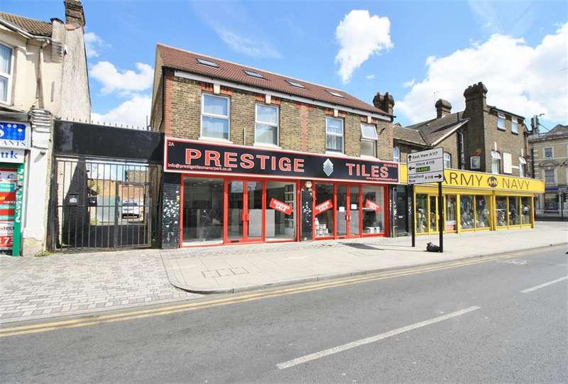 1 Bedroom Commercial Property for sale in Station Road, Manor Park, London, E12 5BT