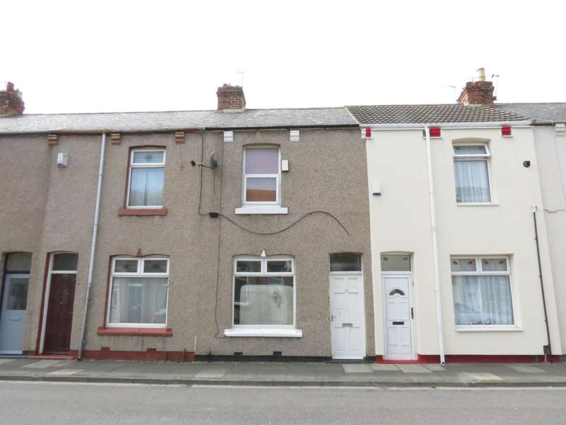 2 Bedrooms Terraced House for sale in Charterhouse Street, Hartlepool, Cleveland, TS25 5RW