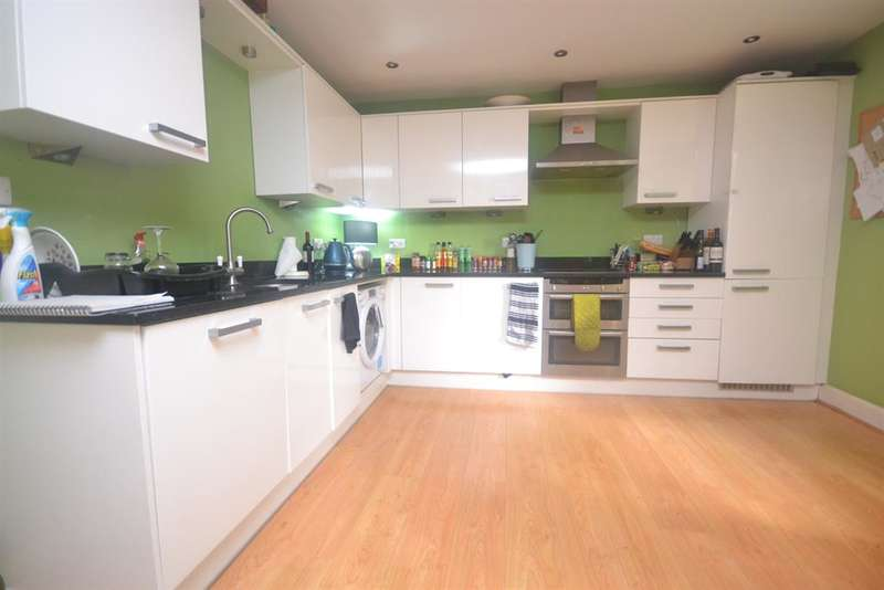 2 Bedrooms Apartment Flat for sale in Castle Street, Reading, RG1 7SB