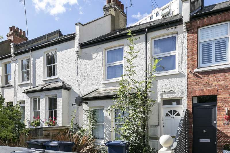 1 Bedroom Flat for sale in Crewys Road, London, NW2