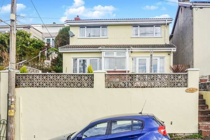3 Bedrooms Detached House for sale in Pen Y Graig Terrace, Brynithel, Abertillery, NP13