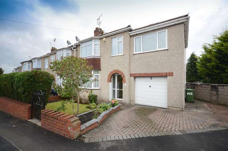 4 Bedrooms End Of Terrace House for sale in Gloucester Road, Staple Hill, Bristol, BS16 4ST