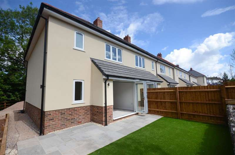 4 Bedrooms End Of Terrace House for sale in Cleeve Mews, Downend, Bristol, BS16 6FP