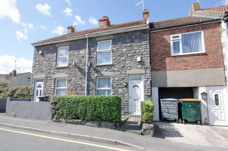 2 Bedrooms Terraced House for sale in Soundwell Road, Staple Hill, Bristol, BS16 4RB
