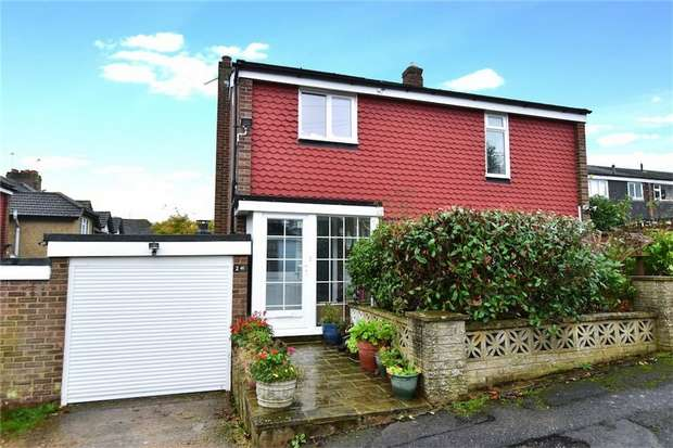3 Bedrooms Detached House for sale in Vale Close, Chalfont St Peter, GERRARDS CROSS, Buckinghamshire