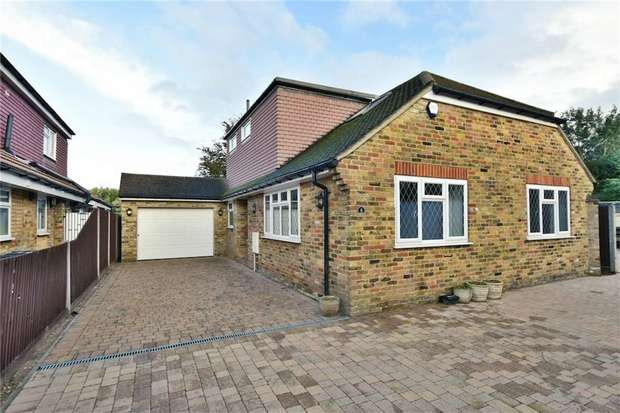 4 Bedrooms Detached House for sale in Bathurst Close, Richings Park, Buckinghamshire