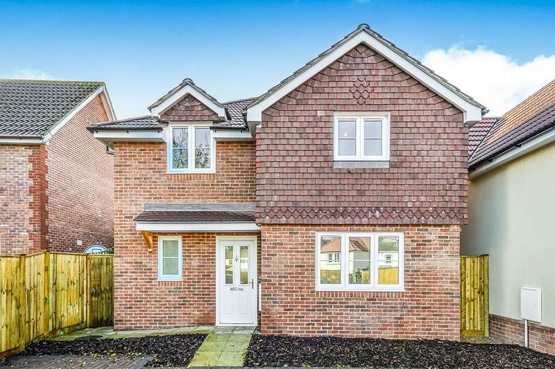 3 Bedrooms Detached House for sale in Romill Close, West End, Southampton, Hampshire, SO18