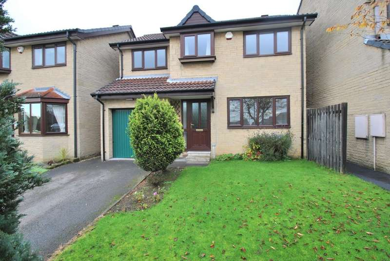 4 Bedrooms Detached House for sale in Church View, Wickersley