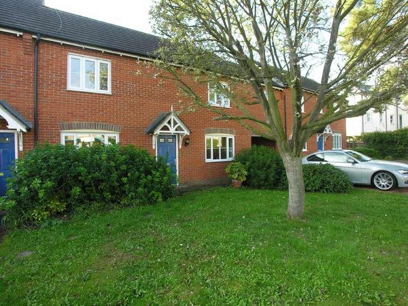 4 Bedrooms Terraced House for sale in Cox's Gardens, Bishop's Stortford
