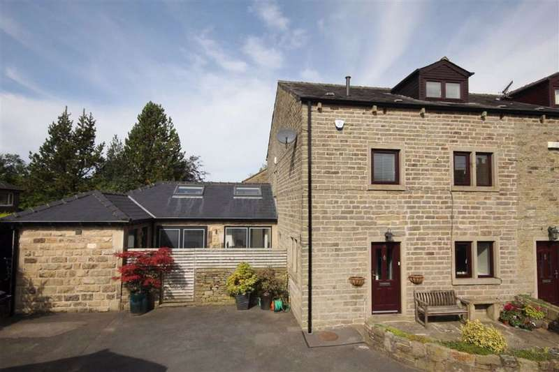 4 Bedrooms Town House for sale in Eden Court, Ramsbottom, BURY, BL0