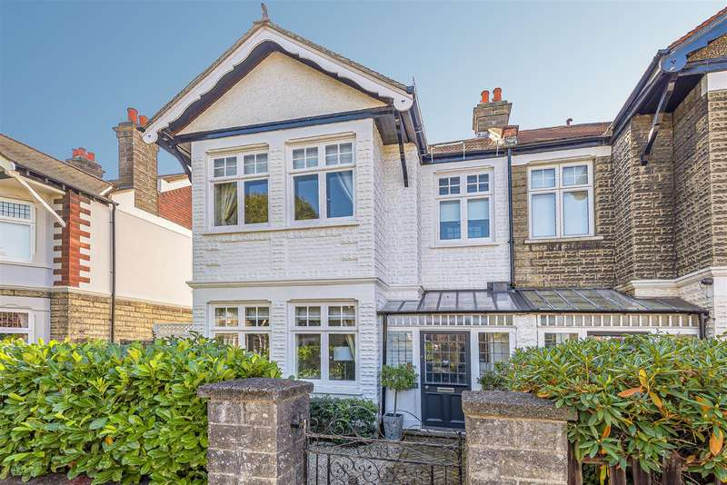 5 Bedrooms Semi Detached House for sale in St James's Avenue, Hampton Hill