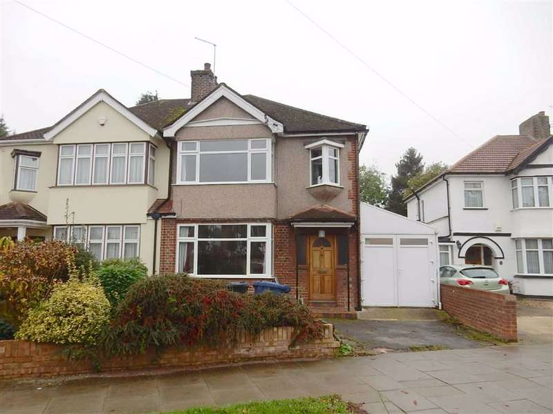 3 Bedrooms Semi Detached House for sale in Alleyn Park, Southall, Middlesex