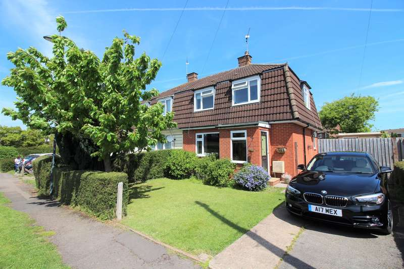 3 Bedrooms Semi Detached House for sale in Park View Avenue, Thornbury, Bristol, BS35 1DT
