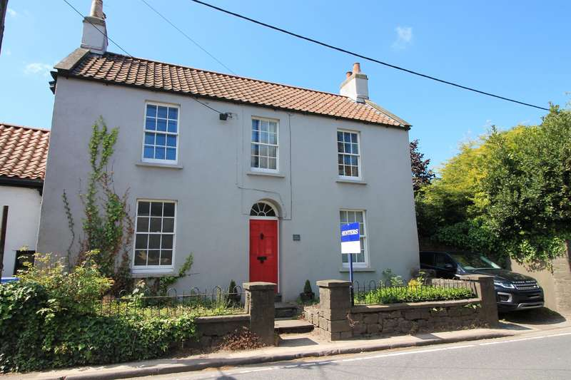 3 Bedrooms Semi Detached House for sale in High Street, Yatton, North Somerset, BS49 4JD