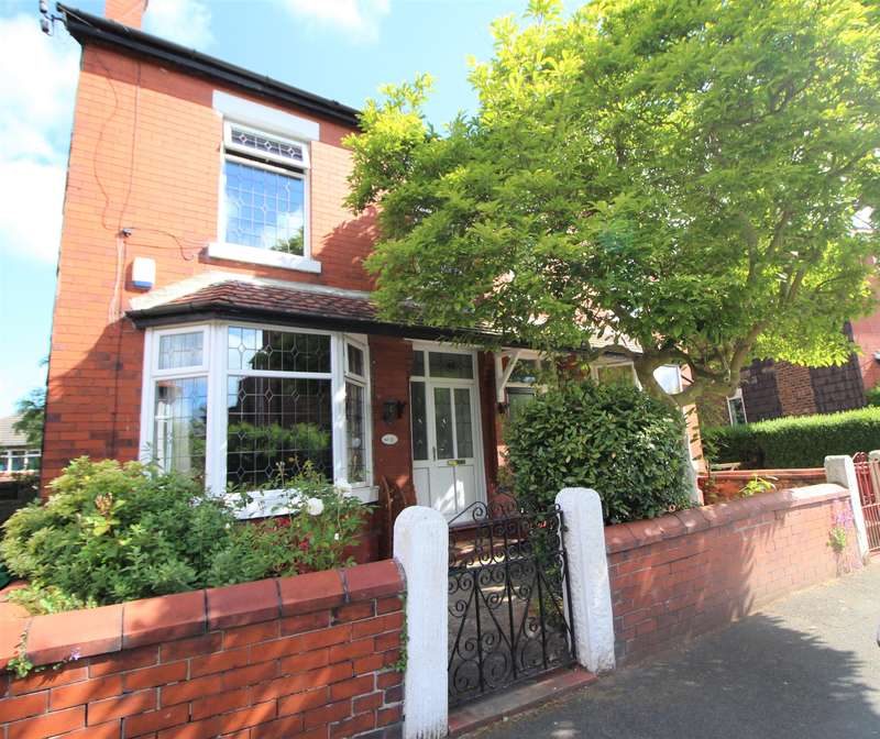 3 Bedrooms Semi Detached House for sale in Lingard Road, Manchester, M22 4EN