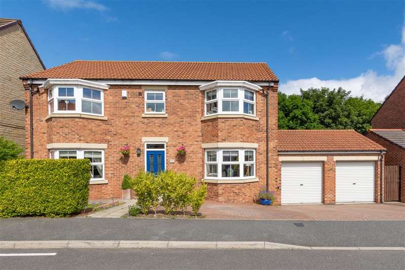 4 Bedrooms Detached House for sale in Orchard Grove, Stanley, DH9 8NG
