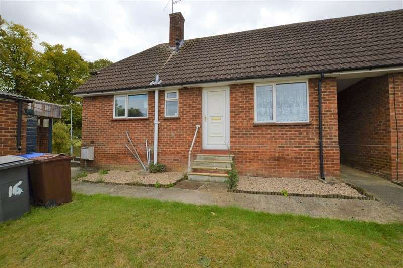 2 Bedrooms Bungalow for sale in Priory Avenue, Haverhill, Suffolk, CB9 8HQ