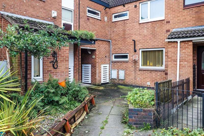 1 Bedroom Flat for sale in Anmer Close, Nottingham, NG2