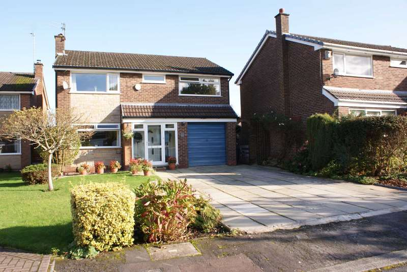 4 Bedrooms Detached House for sale in Mayfield, Harwood