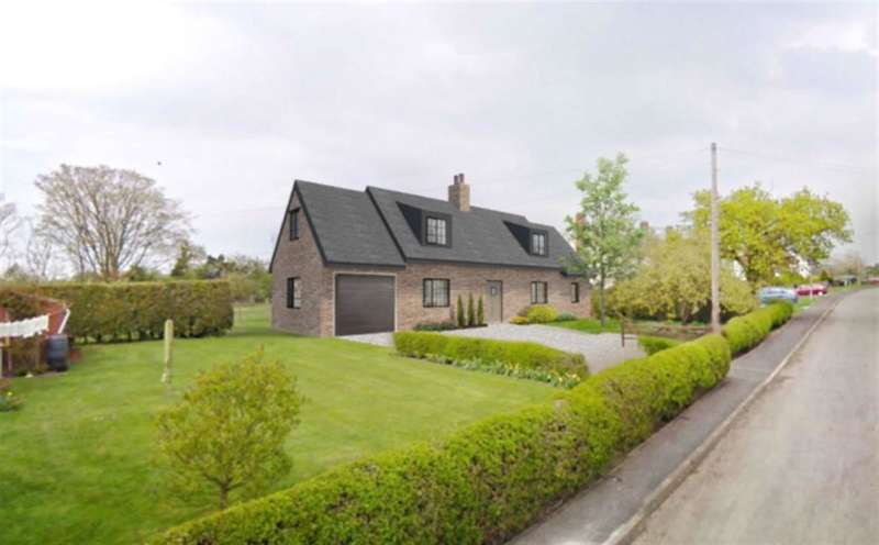 4 Bedrooms Land Commercial for sale in Town Street, South Somercotes, Louth, LN11 7BH