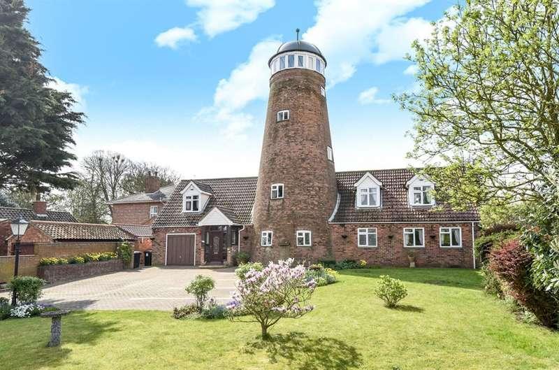 5 Bedrooms Detached House for sale in West End, Burgh Le Marsh, Skegness, PE24 5EA